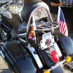 auto motorcycle flags