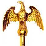 Gold Styrene Eagle