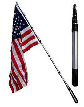 Patriot Guard Hide-A-Pole