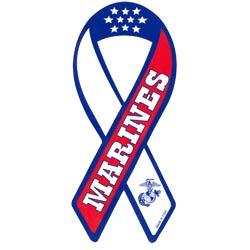 Marine Corps Ribbon Magnet