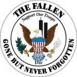 Fallen not Forgotten Magnet