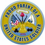 Proud Parent Army Magnet