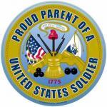 Proud Parent Army Magnet