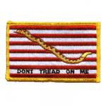 1st Navy Jack Flag Patch