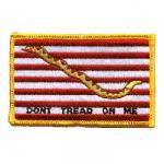 1st Navy Jack Flag Patch