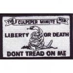 Culpepper Minute Men Flag Patch