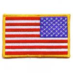 U.S. Rectangle Patch Reverse