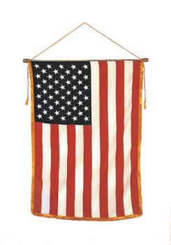 U.S. Vertical Classroom Banner