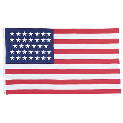 Eventflags Flags Banners And Custom Printed Blades34 Star Union Flag