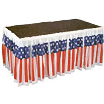 U.S. Table Skirts