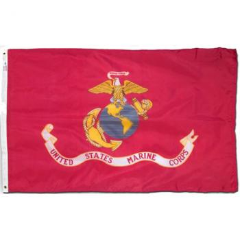 Outdoor Nylon Marine Corps Flag