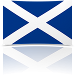 St. Andrews Cross ( Scotland )