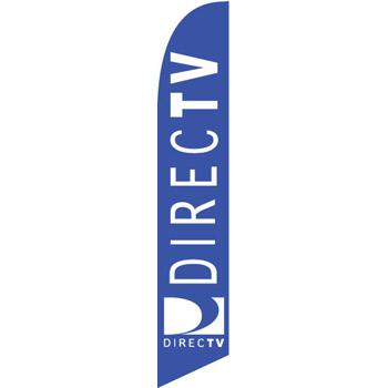 11 5 39 direct tv advertising blade flag. Black Bedroom Furniture Sets. Home Design Ideas