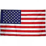 U.S. Indoor Unfringed Flags