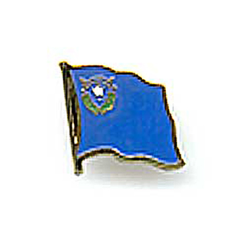 Nevada Flag Lapel Pin