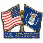 U.S. Air Force Lapel Pin