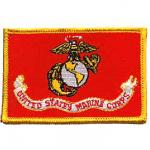 Marine Corps Flag Patch