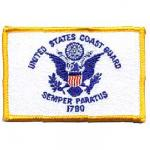 Coast Guard Flag Patch