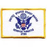 Coast Guard Flag Patch