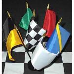 7 Flag Racing Desk Set