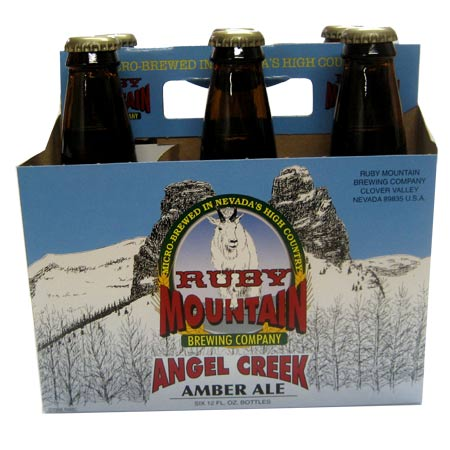 Ruby Mountain Amber Ale Beer