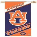 Auburn Tigers Vertical Banner