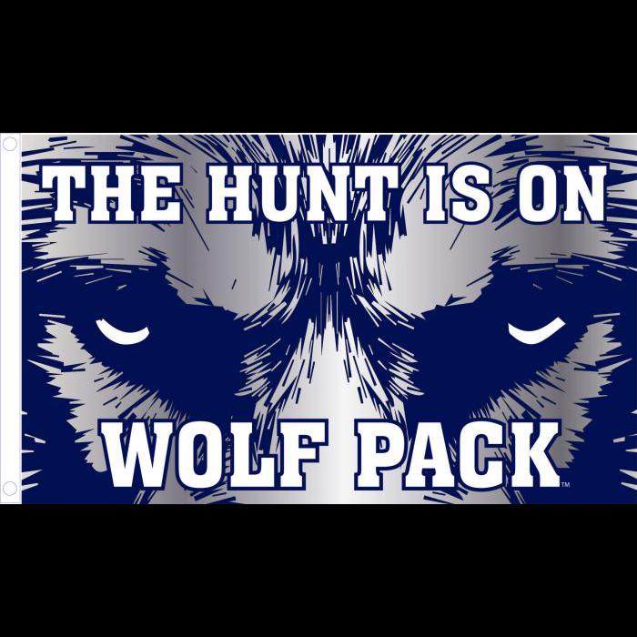 Wolf Pack Hunt Flag