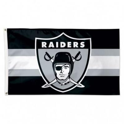 Oakland Raiders Seal Flag