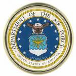 Air Force Auto Emblem