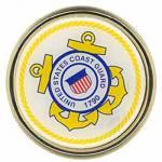 Coast Guard Auto Emblem