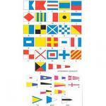 Code Signal Flag Set - Size 2