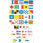 Code Signal Flag Set - Size 3