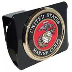 Marine Corps Hitch Cover
