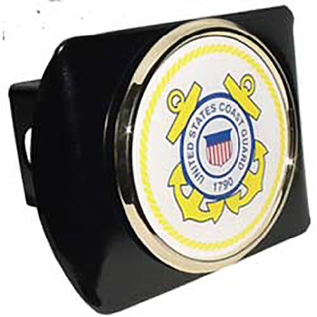 Coast Guard Hitch Cover