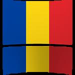 Chad 4 x 6 Mini Flag
