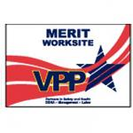 VPP Merit Worksite Flag