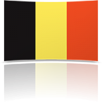 Belgium Indoor Flag - Fringed or Unfringed
