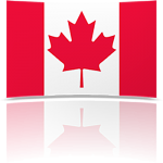 Canada Indoor Flag - Fringed or Unfringed